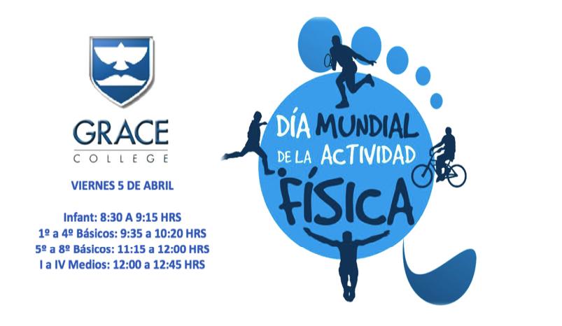 ...Día mundial de la actividad física
