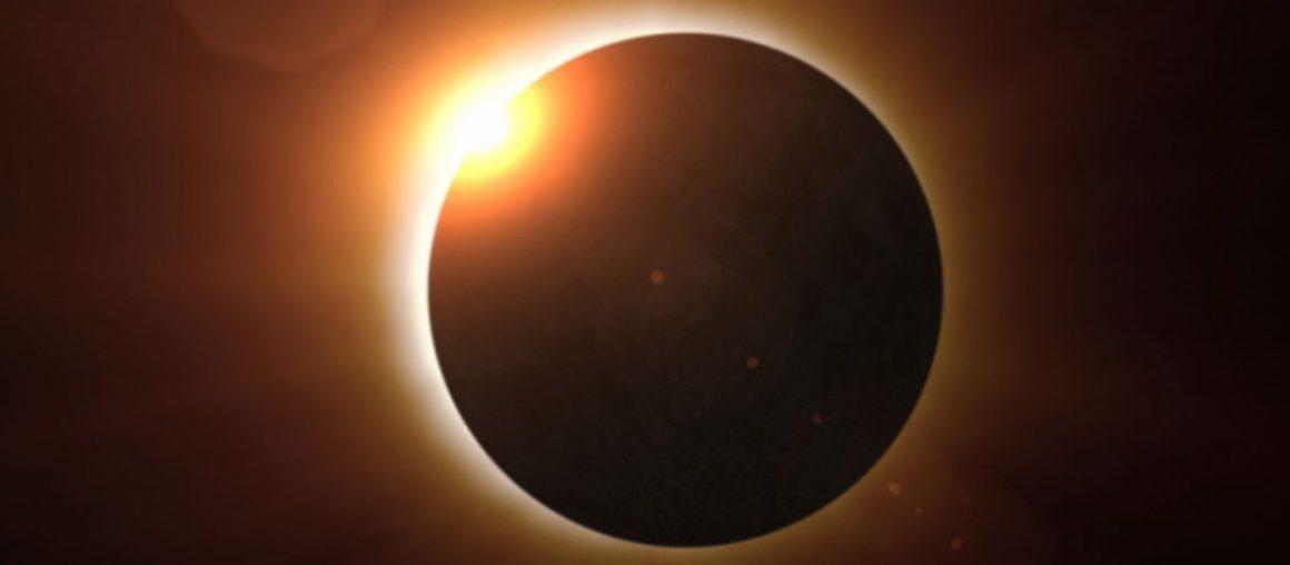 ...Las precauciones que se deben tomar para ver el Eclipse Solar de forma segura