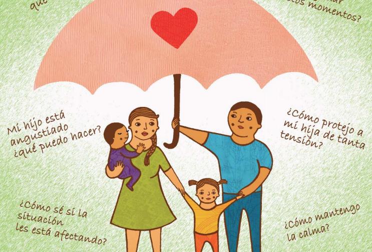 ...Sugerencias para enfrentar estos tiempos de conflicto social con nuestros niños