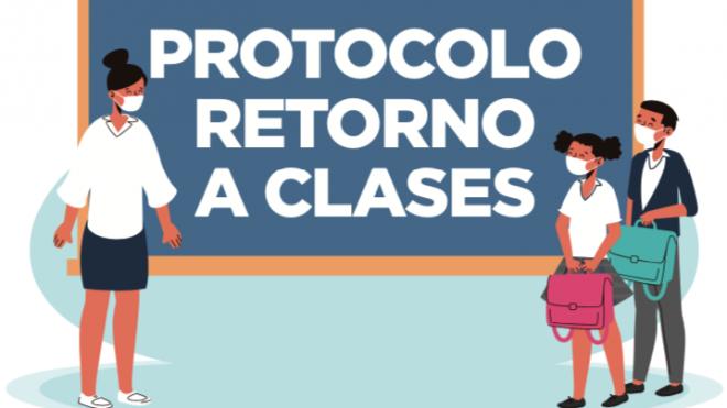 PROTOCOLO - RETORNO A CLASES