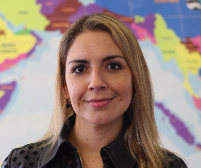 ...Palabras Katherine Araya García - Rectora GRACE COLLEGE
