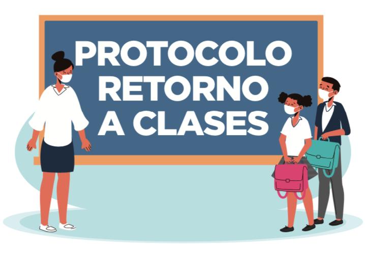 ...PROTOCOLO - RETORNO A CLASES
