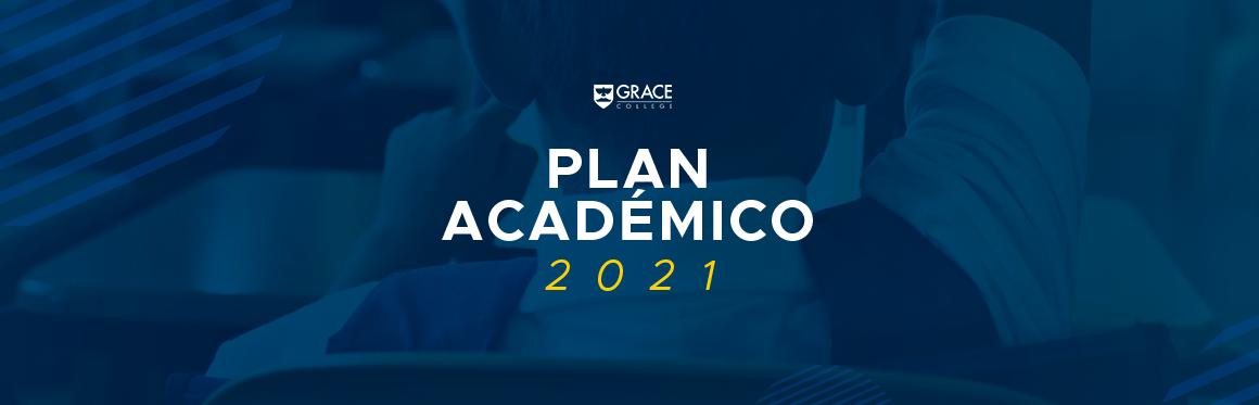 ...Plán Académico 2021