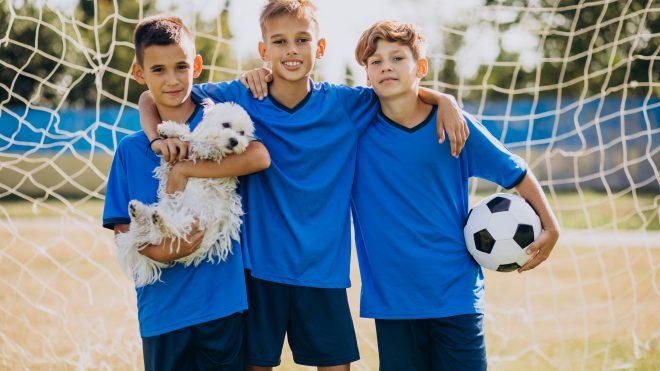 ...Importancia de la educación física en la etapa escolar